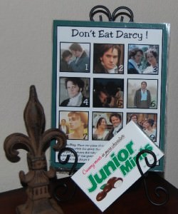 Don't Eat Darcy Game