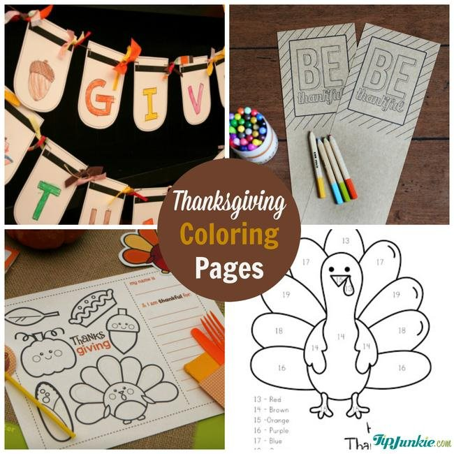 Thanksgiving Coloring Pages-jpg