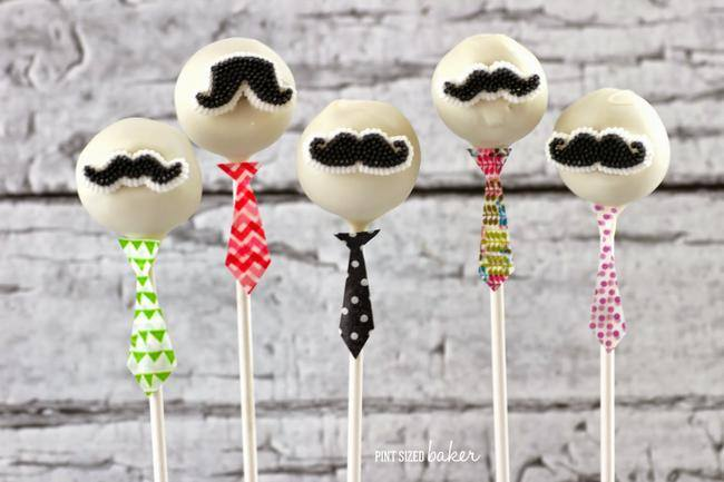 Fathers Day Cake Pops