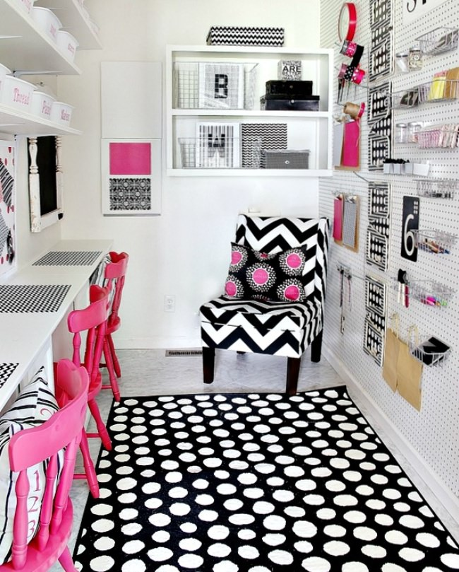 How to Organize a Craft Room