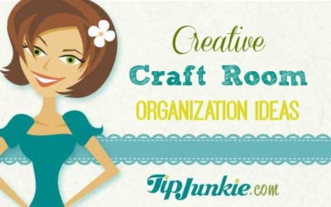 Creative Craft Room Organization Ideas