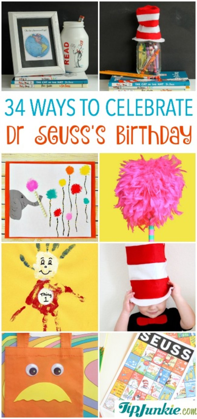 34 Ways to Celebrate Dr Seuss's Birthday-jpg