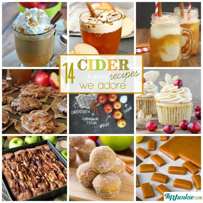 Cider Recipes We Adore-jpg