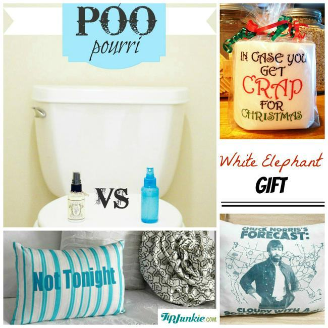 Great white elephant gift ideas tip junkie