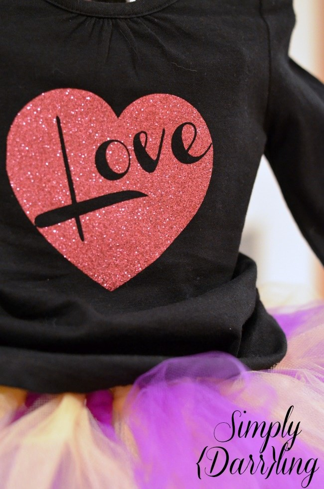Kids Valentine's Day Shirt