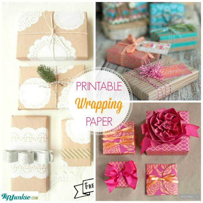 Printable Wrapping Paper-jpg