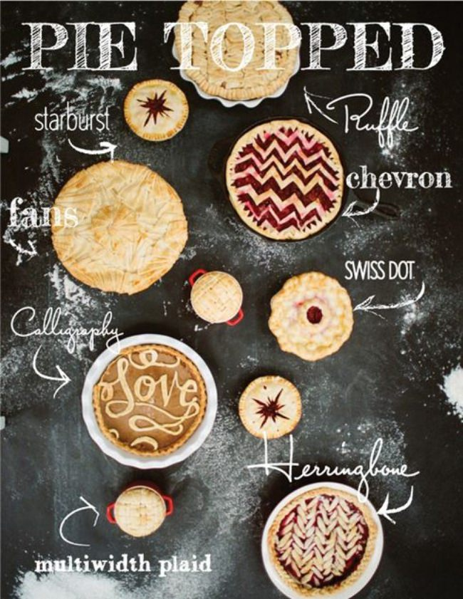 Pie Crust Designs