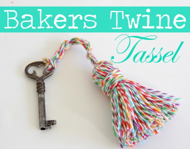 13 Ways To Use Bakers Twine For Fun Projects Tip Junkie