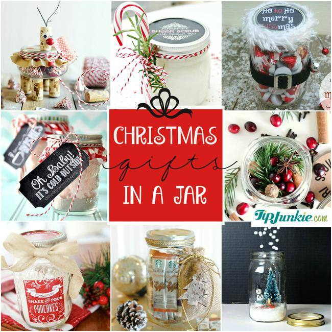 24 Must Make Christmas Gifts In A Jar Tip Junkie