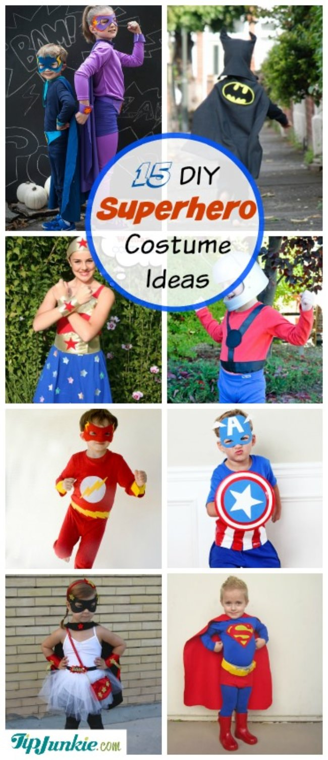 diy superhero costume ideasb-jpg  sc 1 st  Tip Junkie & 15 DIY Superhero Costume Ideas | Tip Junkie