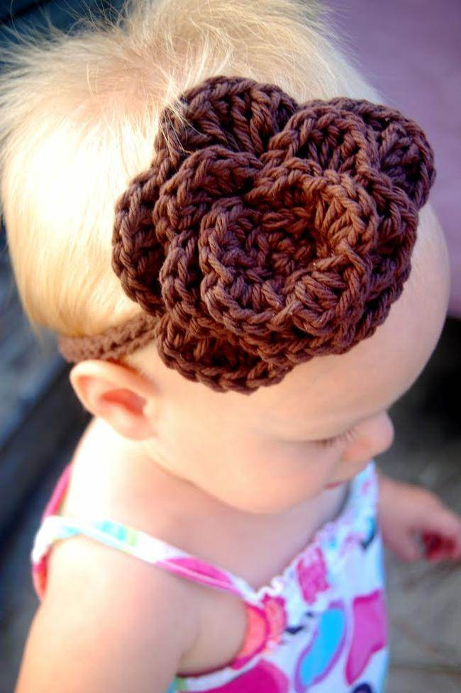 Crochet Headband Tutorial {Kids}