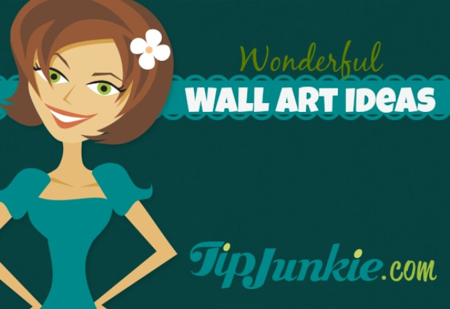 Wonderful Wall Art Ideas {DIY}