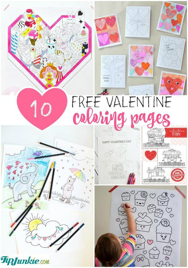 10 Free Valentine Coloring Pages-jpg