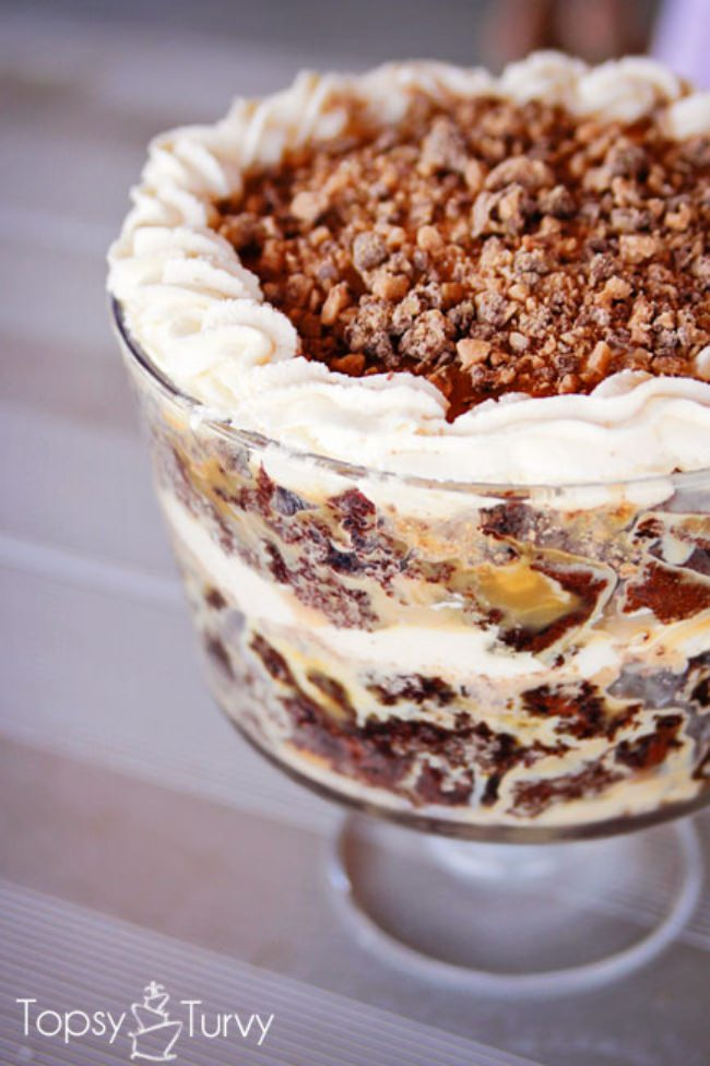 Better Than You Know What Trifle