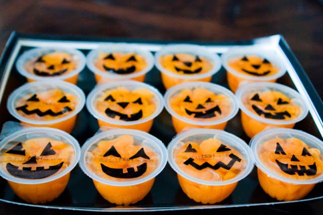 Kids Halloween Party Food