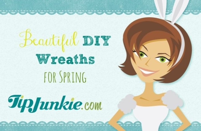 Beautiful DIY Wreaths for Spring