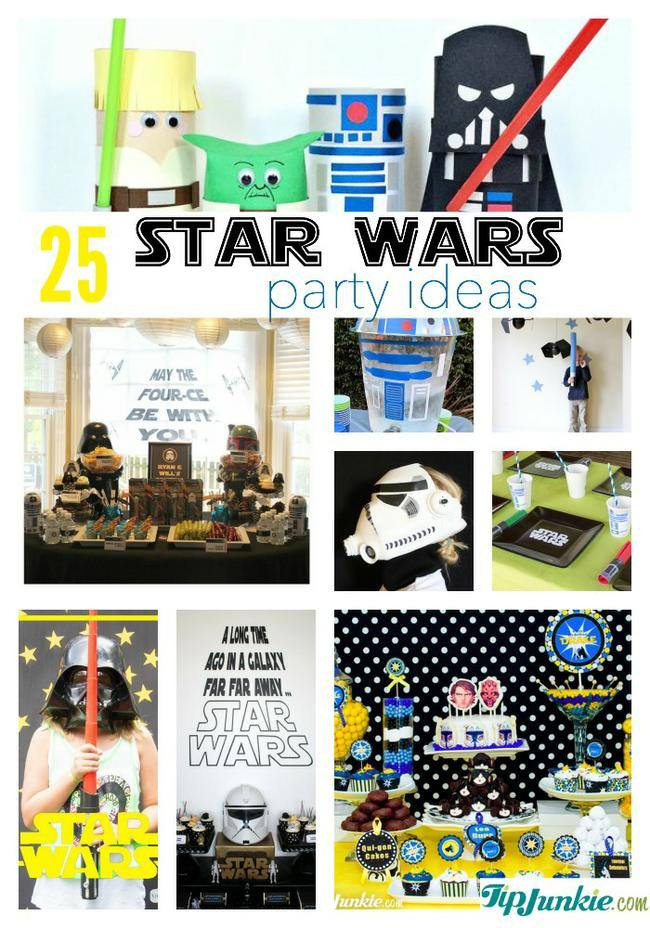Stupendous Star Wars Party Ideas-jpg