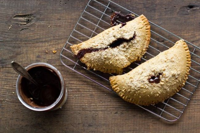 Nutella Banana Hand Pies