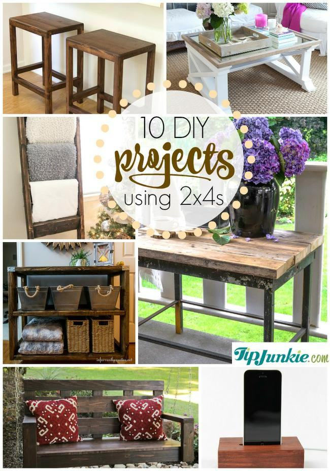 10 DIY Projects Using 2x4s-jpg