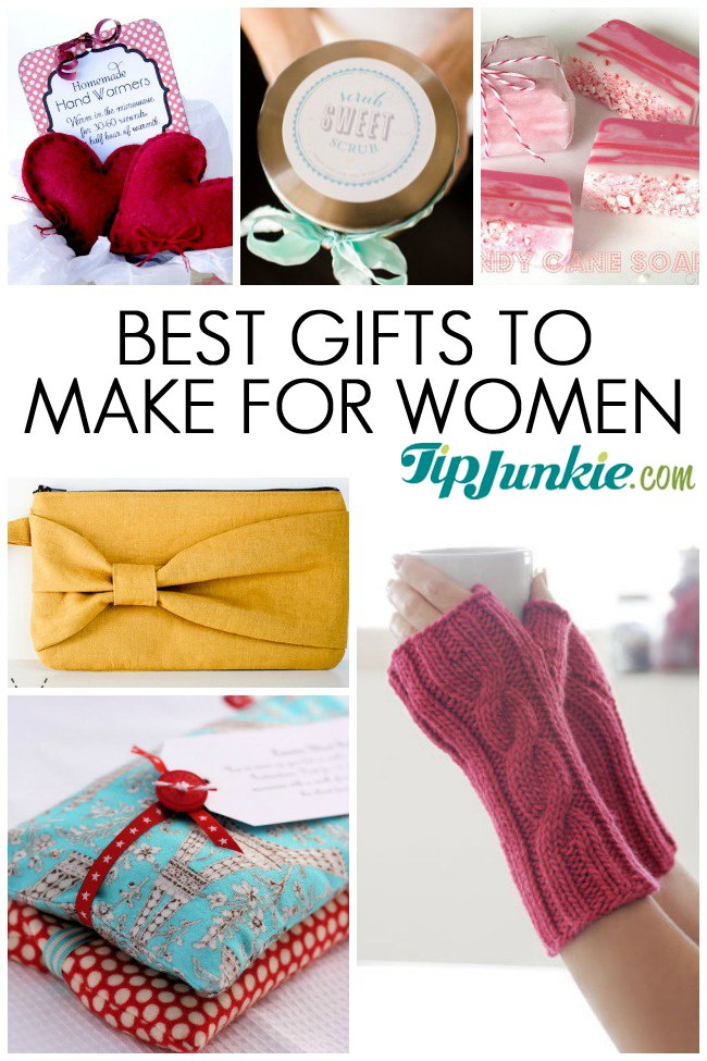 Christmas Presents For Women.18 Best Gifts To Make For Women Tip Junkie