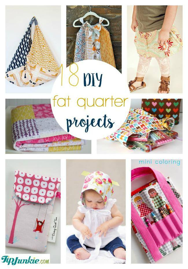 DIY Fat Quarter Projects-jpg