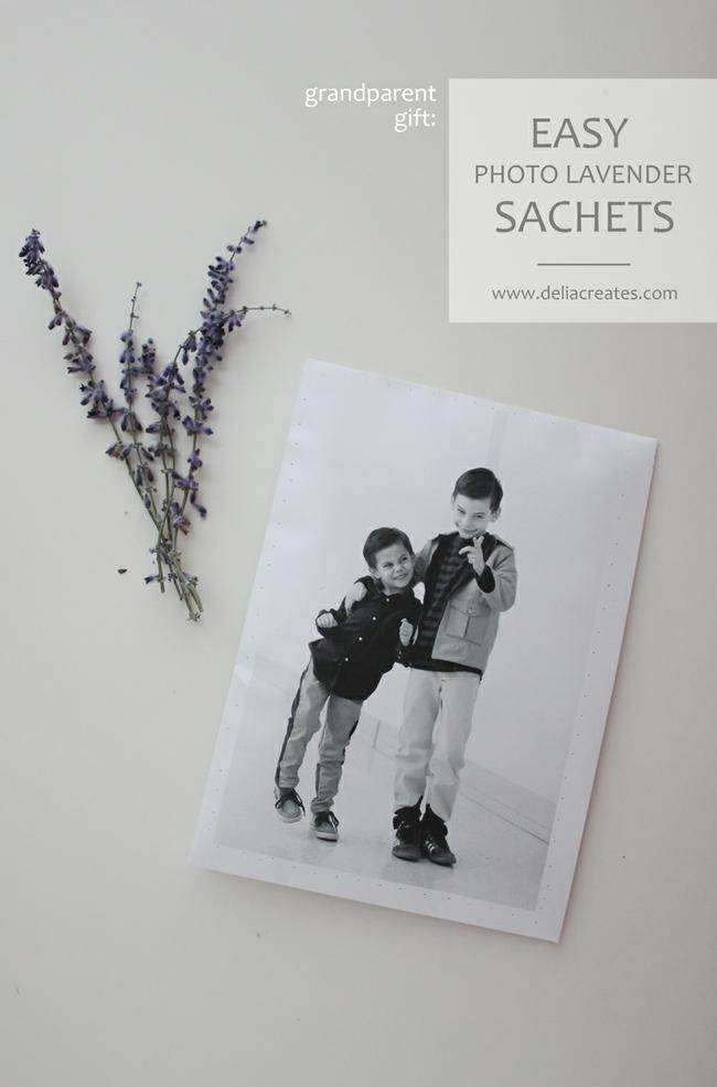 Photo Lavender Sachets