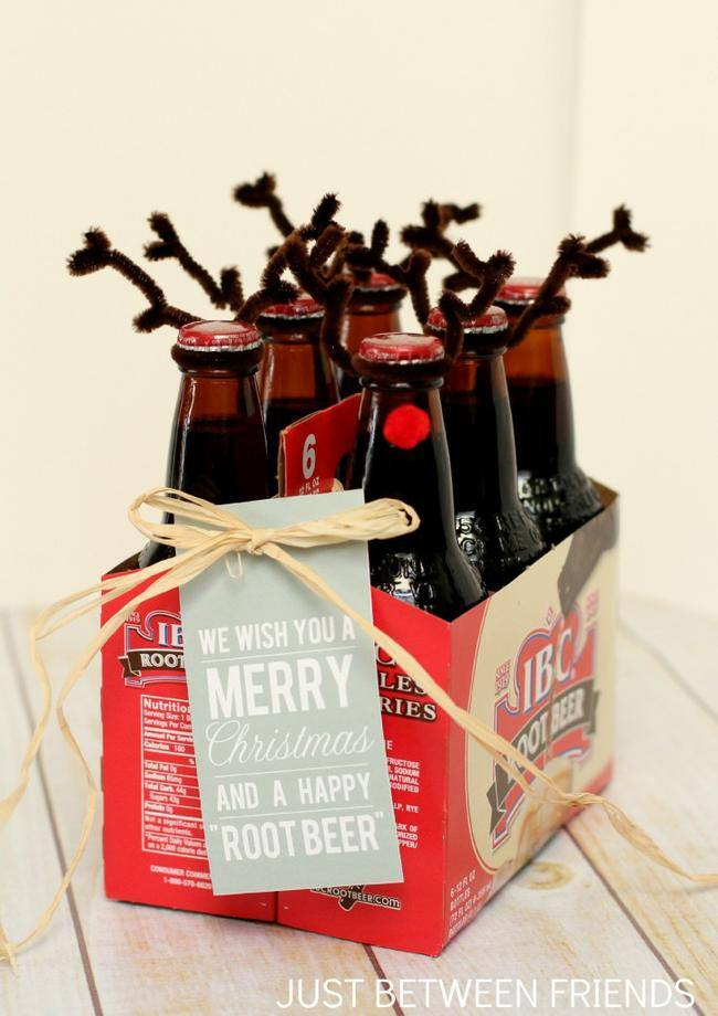 "Happy ""Root Beer"" {free printable tags}"