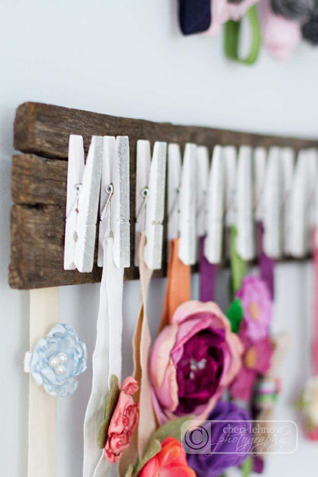 DIY Headband Holder