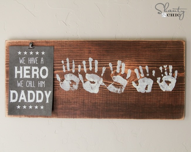 Father's Day Gift & Free Printable