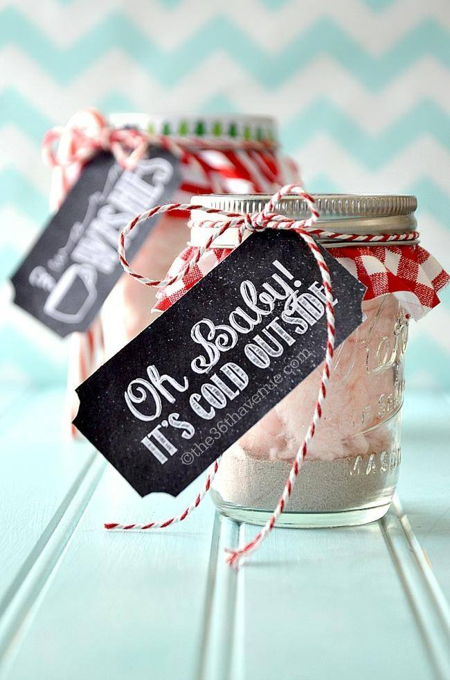 Peppermint Cotton Candy Hot Cocoa Mix