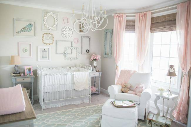 Dainty, Soft & Sweet Nursery