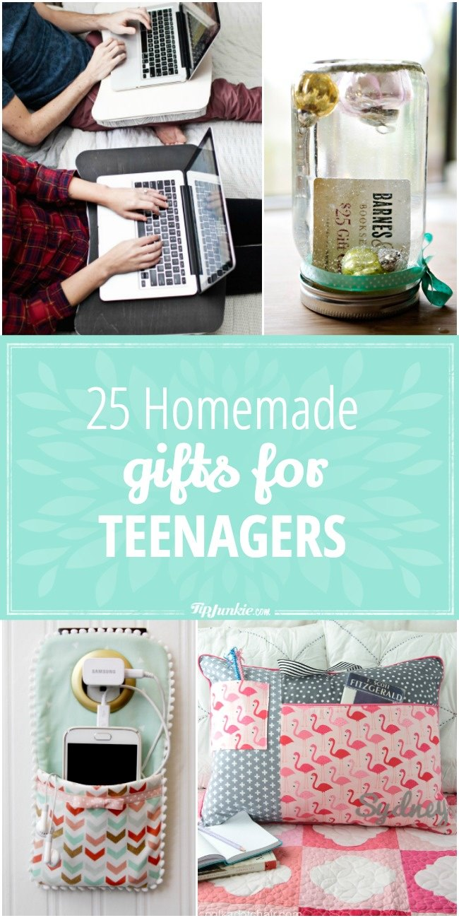 25 Homemade Gifts for Teenagers-jpg