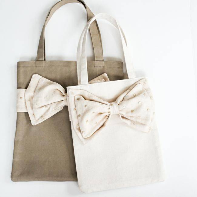DIY One Hour Tote