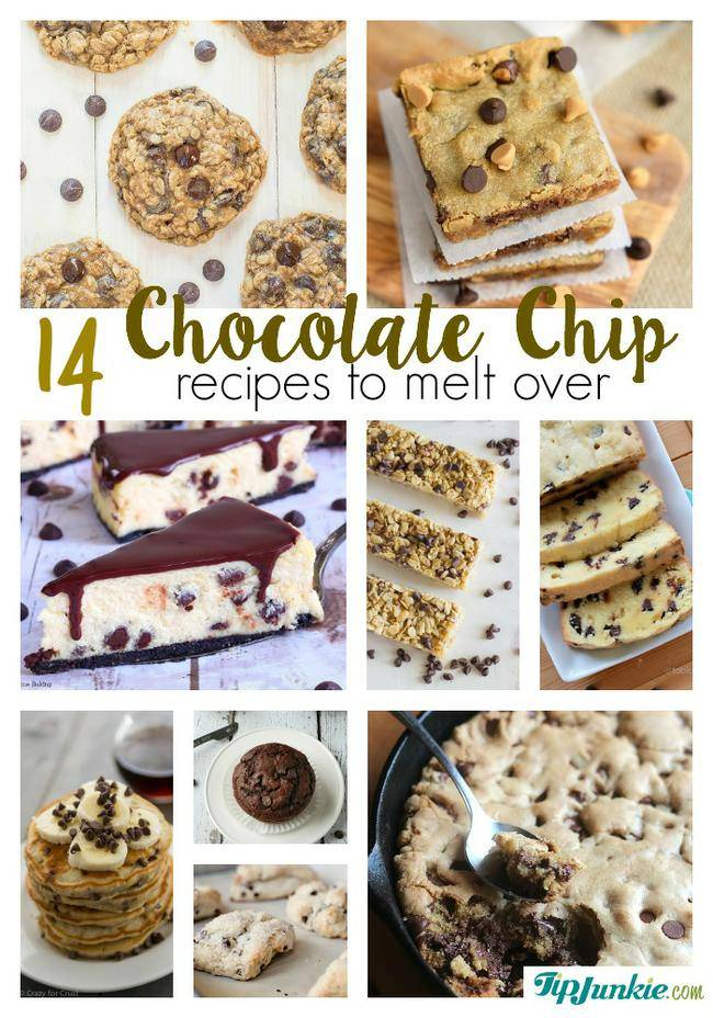 Chocolate Chip Recipes to Melt Over-jpg