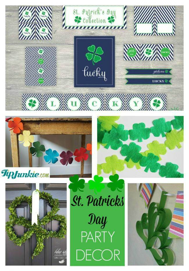 St- Patricks Day Party Decor-jpg