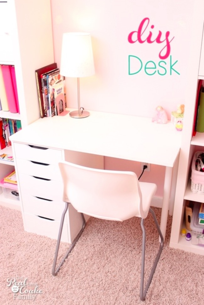 DIY Custom Desk-png