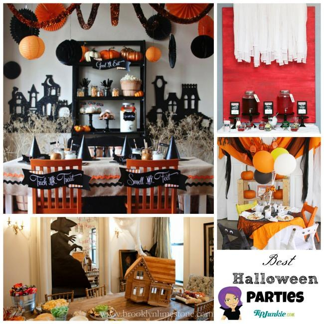 Best Halloween Parties