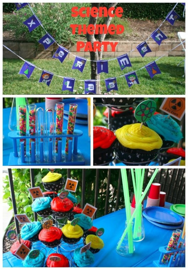 science themed party-jpg