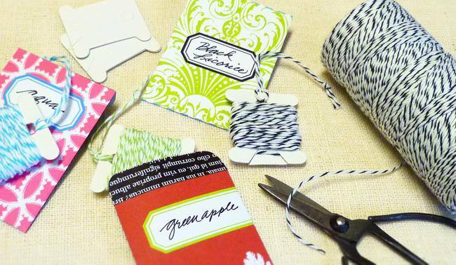 Printable Seed Packet Envelopes