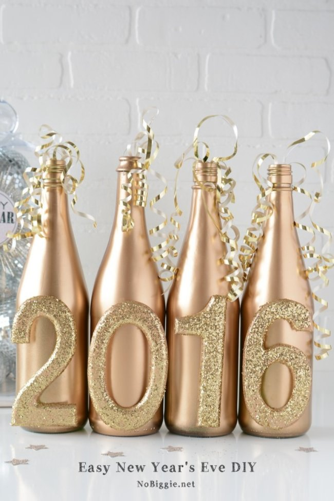 New Year's Eve DIY Decor