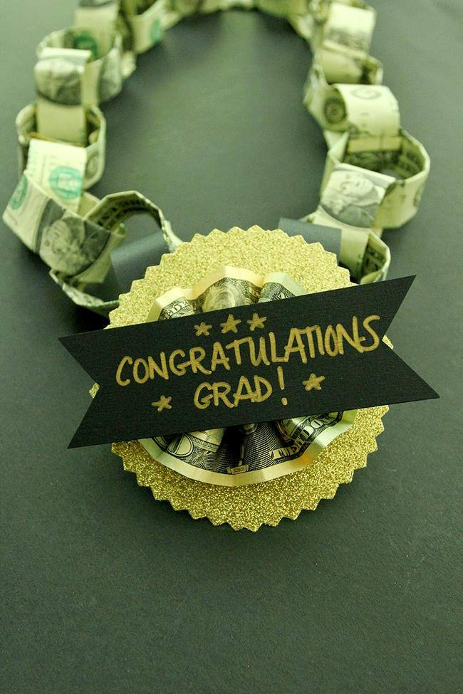 Money Chain for the Graduate