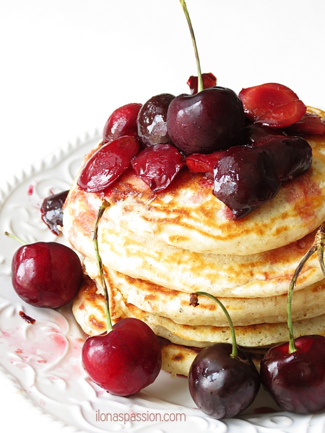 Pancakes-with-lime-cherry-sauce2-jpg