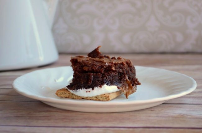 Brownie S'mores