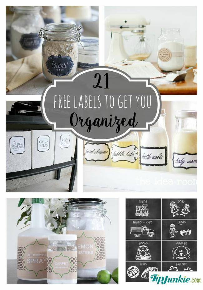 Free Labels to Get You Organized {printables}-jpg