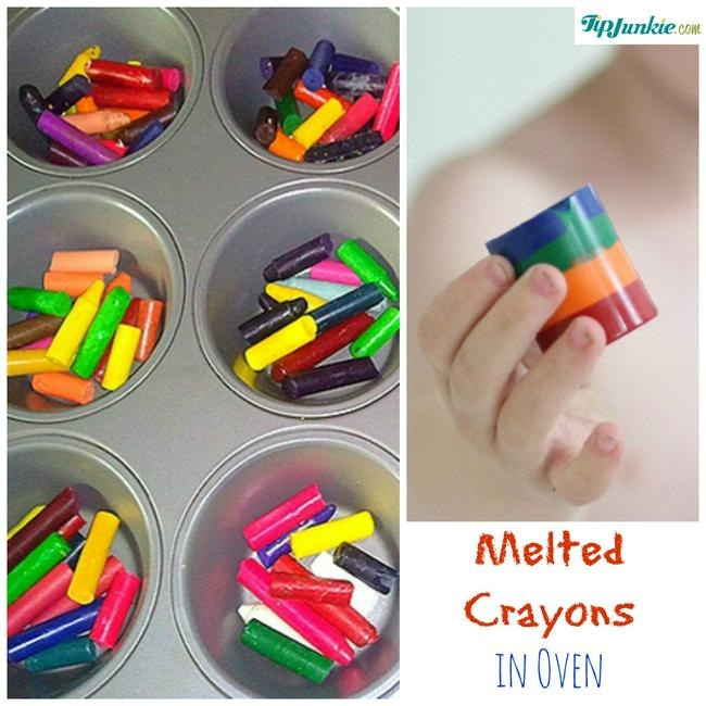 Melted Crayons in Oven-jpg
