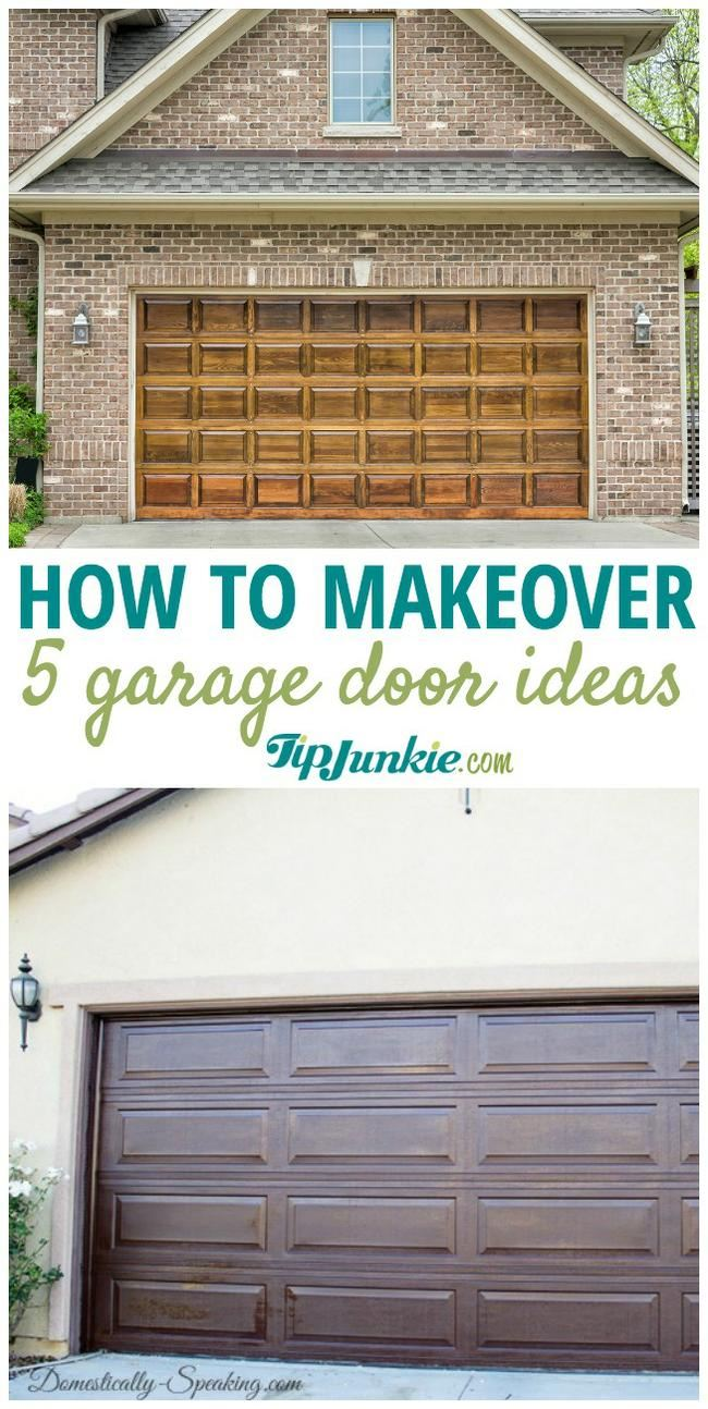 5 Garage Door Ideas Jpg