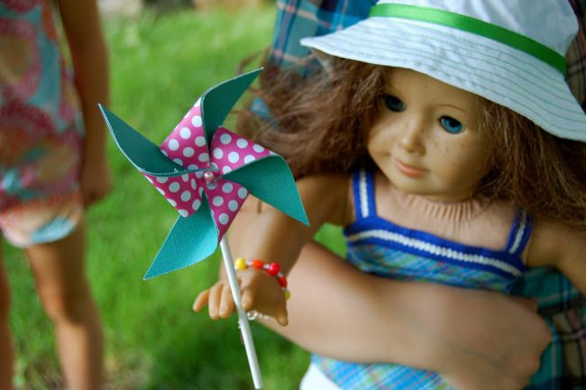 American Girl Doll {Birthday Themes}