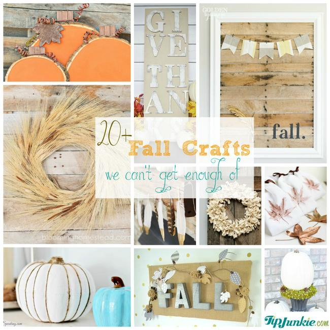 Fall Crafts We Can't Get Enough Of-jpg
