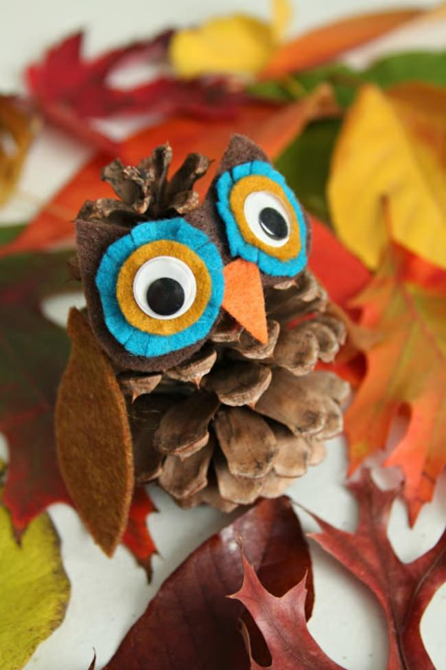 Pine Cone Craft Ideas For Kids Part - 37: Pine Cone Craft Ideas