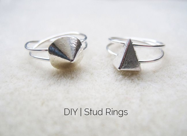 Stud Ring {how-to}